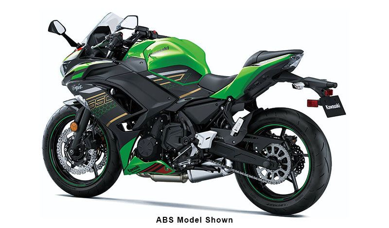 2020 Kawasaki Ninja 650 KRT Edition in Conroe, Texas - Photo 4