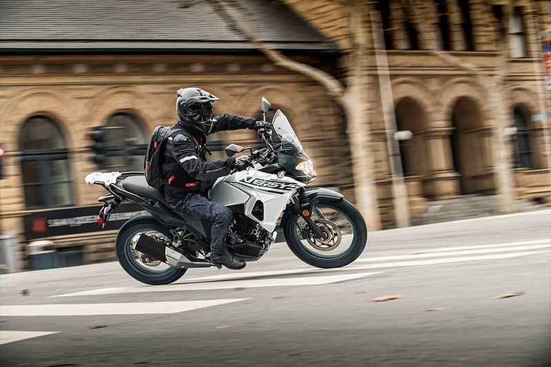 2020 Kawasaki Versys-X 300 in Waterbury, Connecticut - Photo 5