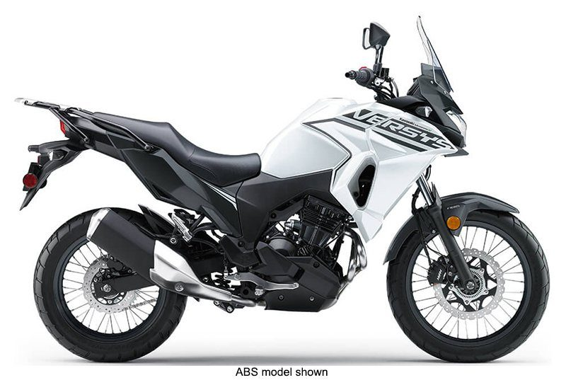 2020 Kawasaki Versys-X 300 in Orlando, Florida - Photo 1