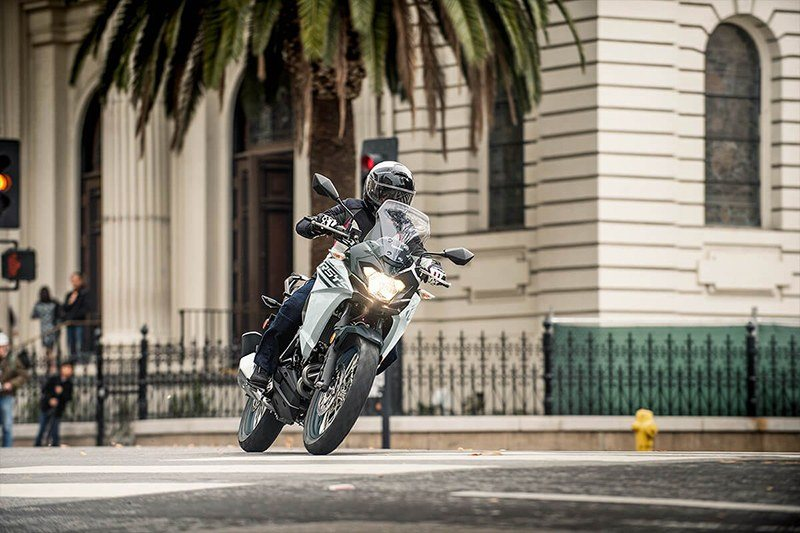 2020 Kawasaki Versys-X 300 ABS in Fort Pierce, Florida - Photo 4