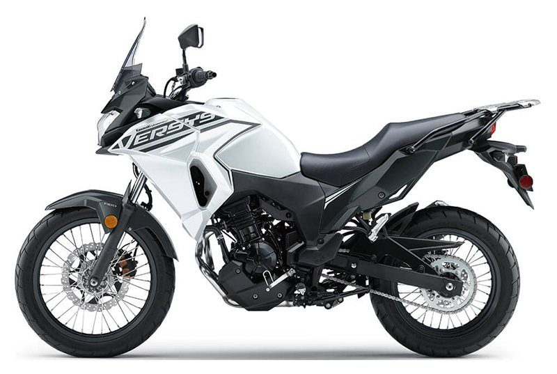 2020 Kawasaki Versys-X 300 ABS in Freeport, Illinois - Photo 2