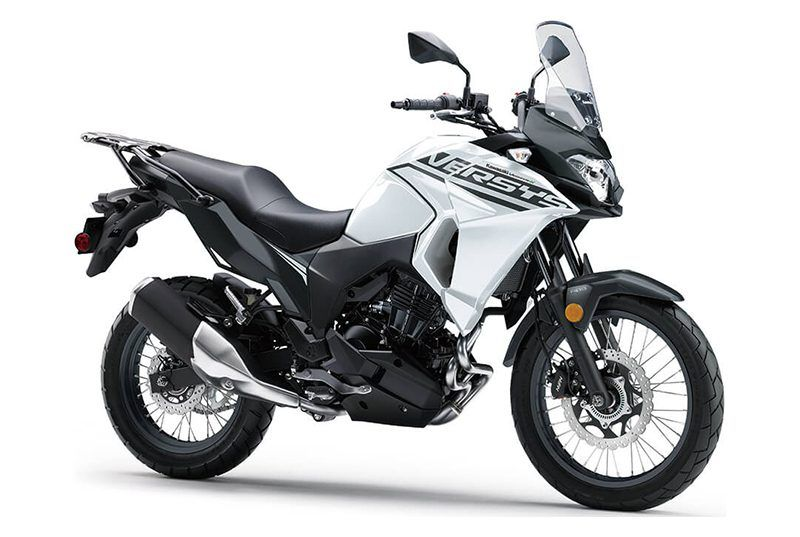 2020 Kawasaki Versys-X 300 ABS in Concord, New Hampshire - Photo 3