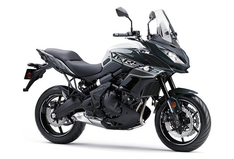 2020 Kawasaki Versys 650 ABS in Lafayette, Louisiana - Photo 3