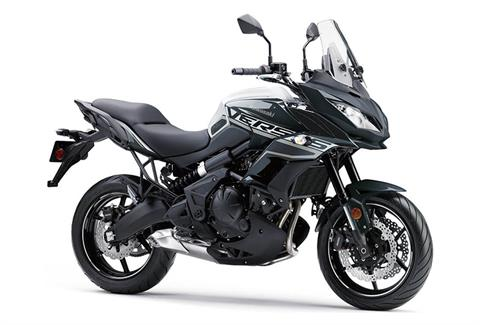 2020 Kawasaki Versys 650 ABS in Tulsa, Oklahoma - Photo 3