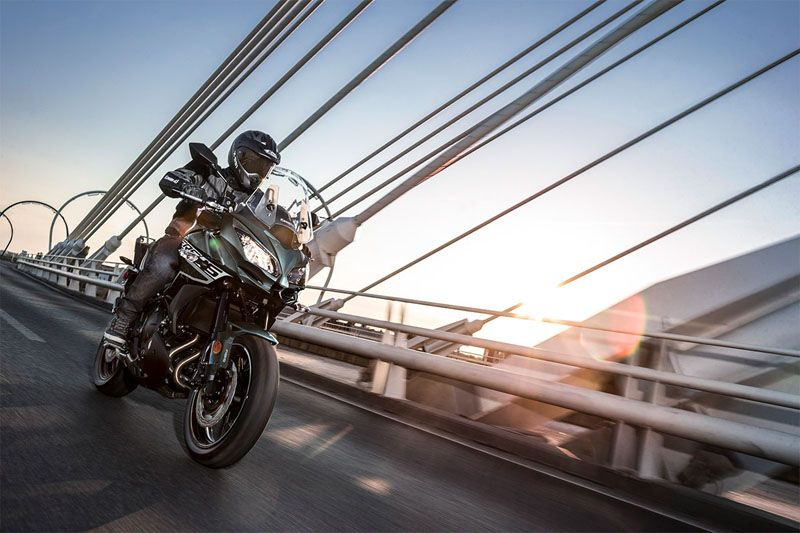 2020 Kawasaki Versys 650 ABS in Brooklyn, New York - Photo 5