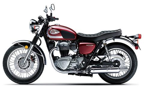 2020 Kawasaki W800 in Concord, New Hampshire - Photo 2