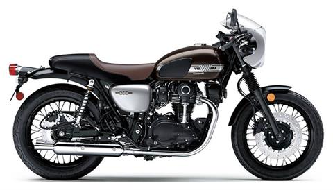2020 Kawasaki W800 Cafe in Iowa City, Iowa