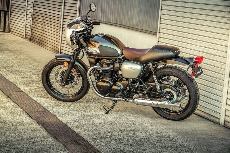 2020 Kawasaki W800 Cafe in Bellingham, Washington - Photo 6