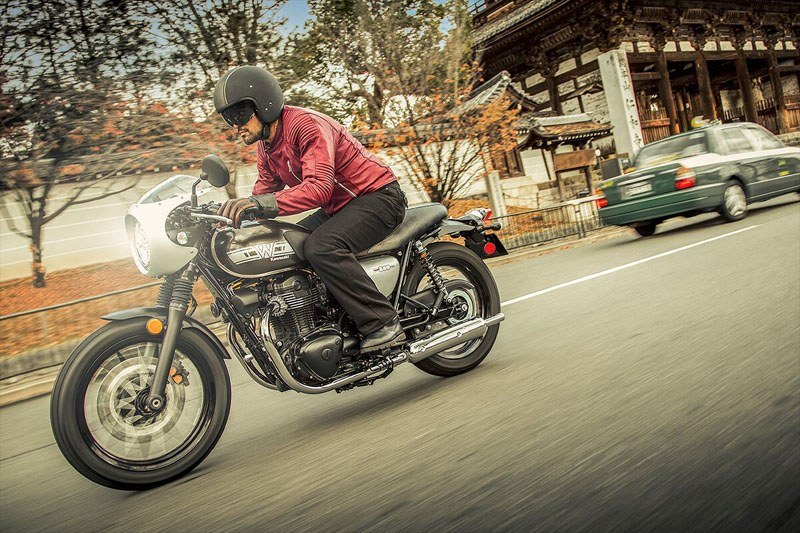 2020 Kawasaki W800 Cafe in Ukiah, California - Photo 13