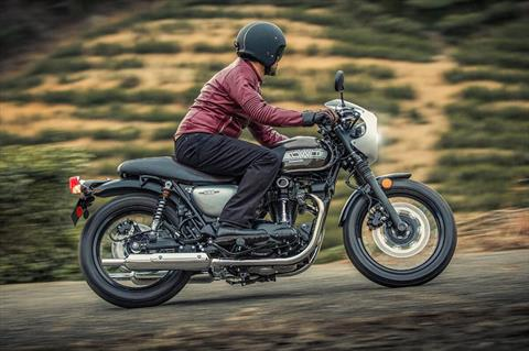 2020 Kawasaki W800 Cafe in Hollister, California - Photo 14