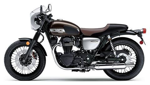 2020 Kawasaki W800 Cafe in Farmington, Missouri - Photo 2