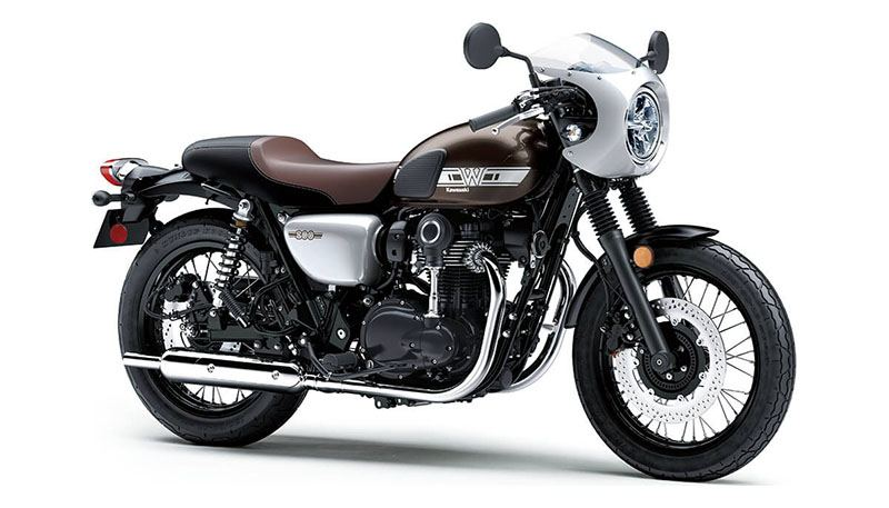 2020 Kawasaki W800 Cafe in Asheville, North Carolina - Photo 3