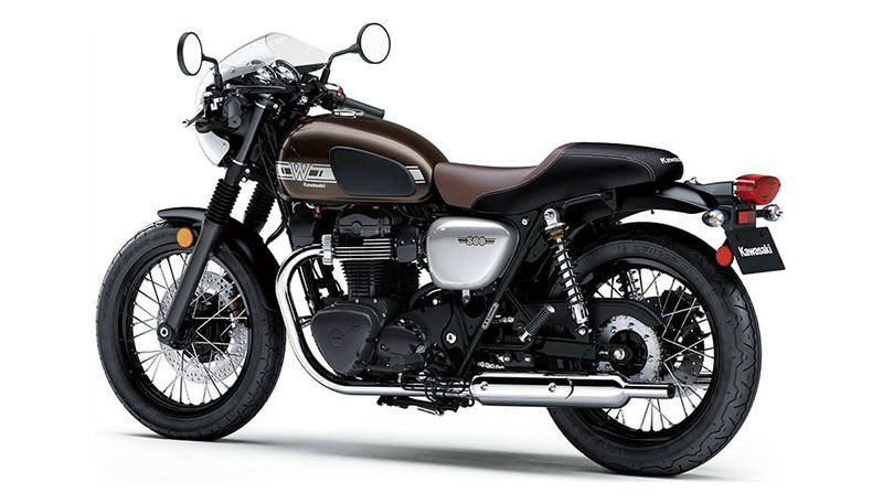 2020 Kawasaki W800 Cafe in Everett, Pennsylvania - Photo 4