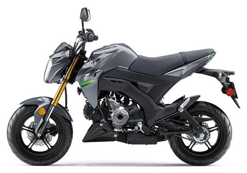 2020 Kawasaki Z125 Pro in Brunswick, Georgia - Photo 2