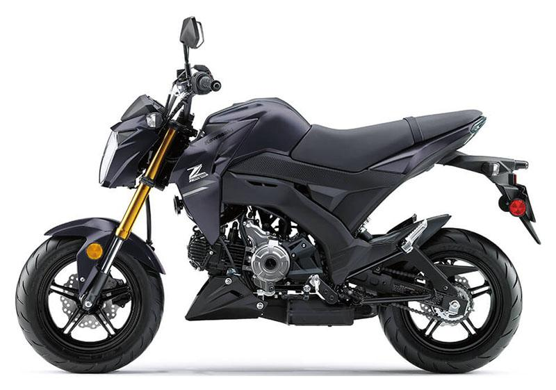 2020 Kawasaki Z125 Pro in Freeport, Illinois - Photo 2
