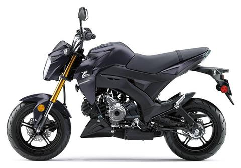 2020 Kawasaki Z125 Pro in Norfolk, Virginia - Photo 2
