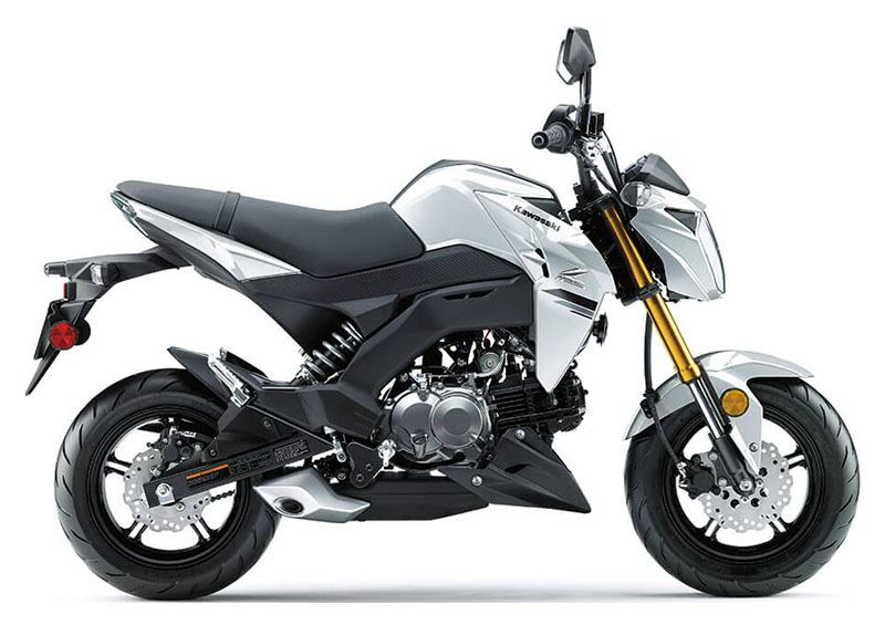 2020 Kawasaki Z125 Pro in Redding, California - Photo 1