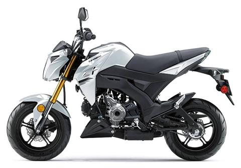 2020 Kawasaki Z125 Pro in Clearwater, Florida - Photo 2