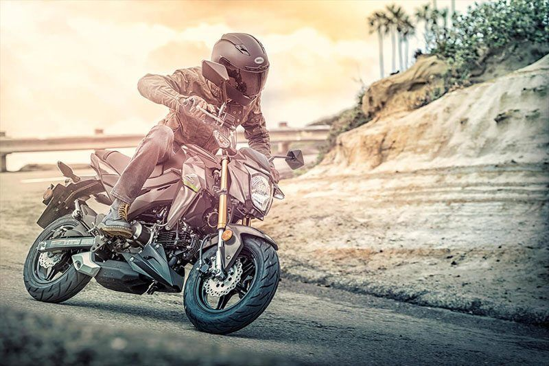 2020 Kawasaki Z125 Pro in Redding, California - Photo 7