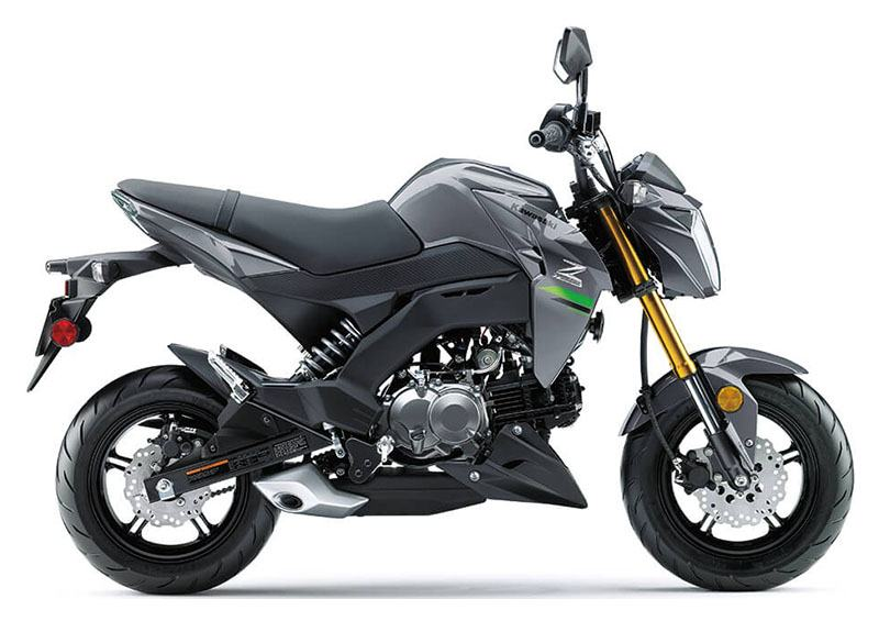 2020 Kawasaki Z125 Pro in Franklin, Ohio - Photo 1