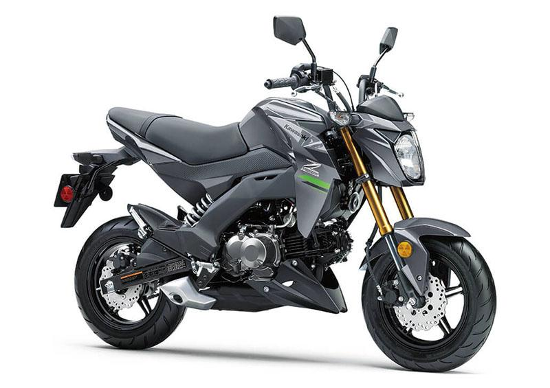 2020 Kawasaki Z125 Pro in Cambridge, Ohio - Photo 3