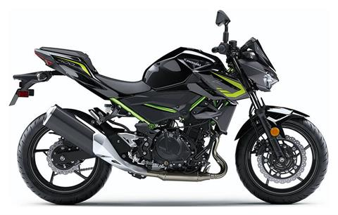 2020 Kawasaki Z400 ABS in Iowa City, Iowa