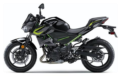 2020 Kawasaki Z400 ABS in Mount Pleasant, Michigan - Photo 2