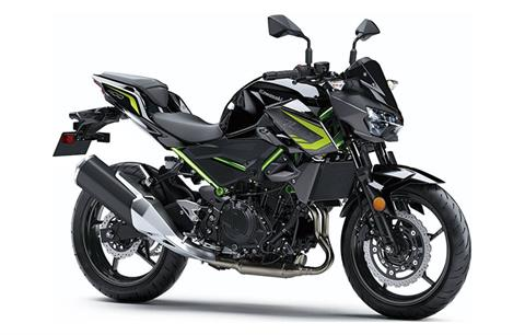 2020 Kawasaki Z400 ABS in Mount Pleasant, Michigan - Photo 3