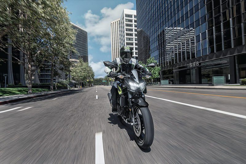 2020 Kawasaki Z400 ABS in Mount Pleasant, Michigan - Photo 6