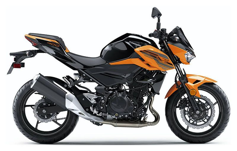 2020 Kawasaki Z400 ABS in Wichita Falls, Texas - Photo 1