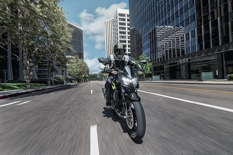 2020 Kawasaki Z400 ABS in Bellevue, Washington - Photo 6