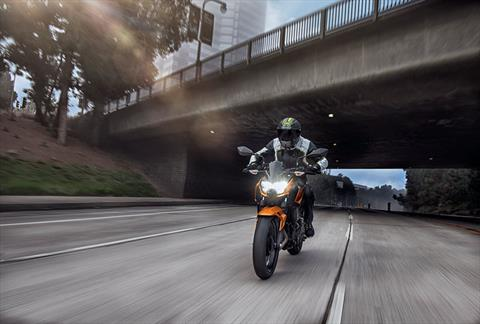 2020 Kawasaki Z400 ABS in Bellevue, Washington - Photo 5