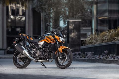 2020 Kawasaki Z400 ABS in Redding, California - Photo 8