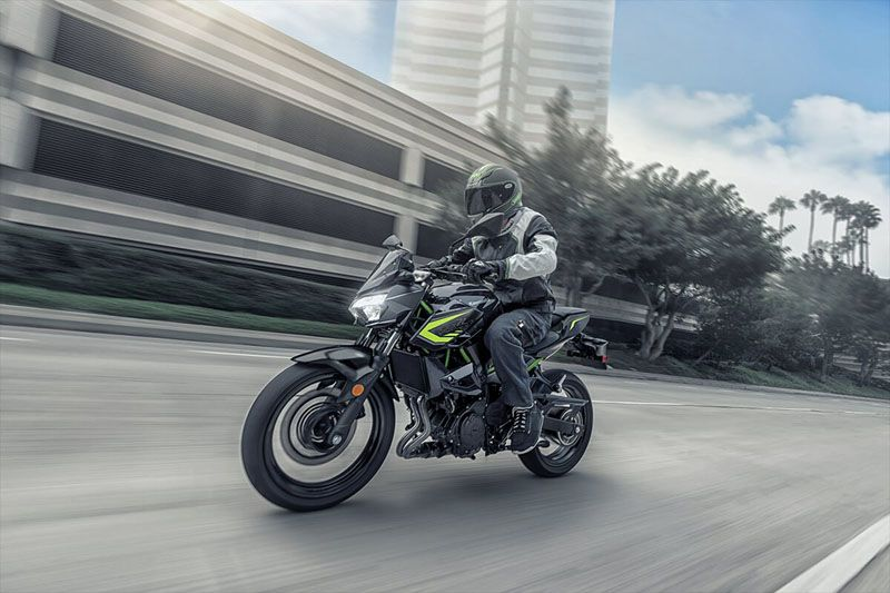 2020 Kawasaki Z400 ABS in White Plains, New York - Photo 4