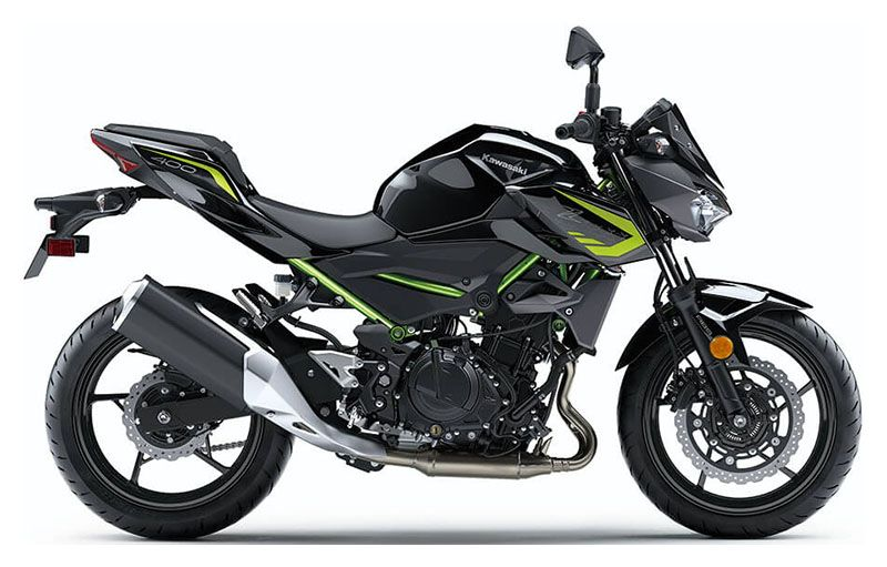 2020 Kawasaki Z400 ABS in Canton, Ohio - Photo 1