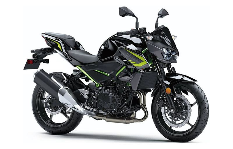 2020 Kawasaki Z400 ABS in Bellingham, Washington - Photo 3