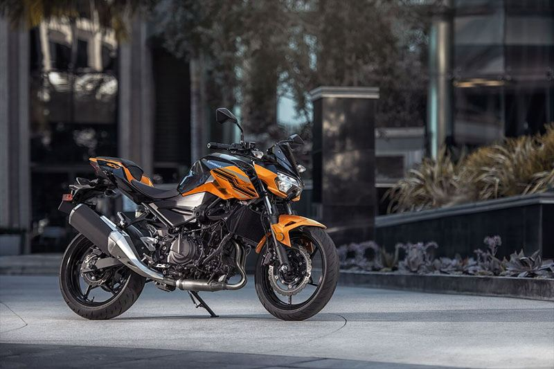 2020 Kawasaki Z400 ABS in Fremont, California - Photo 8