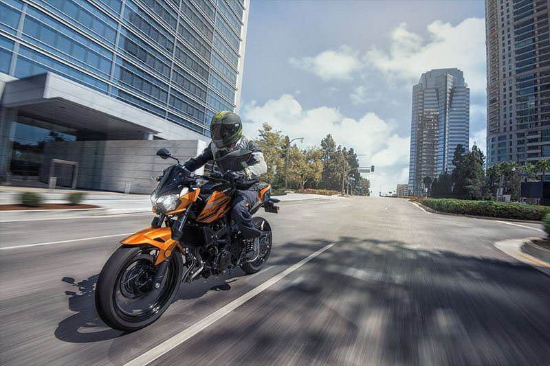 2020 Kawasaki Z400 ABS in Hialeah, Florida - Photo 7