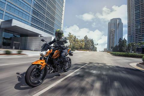 2020 Kawasaki Z400 ABS in Zephyrhills, Florida - Photo 7