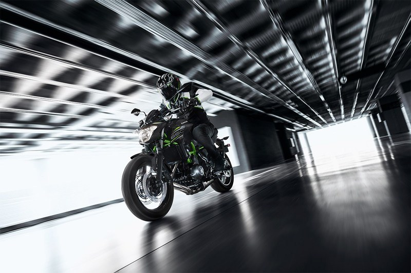 2019 Kawasaki Z650 ABS in Belvidere, Illinois
