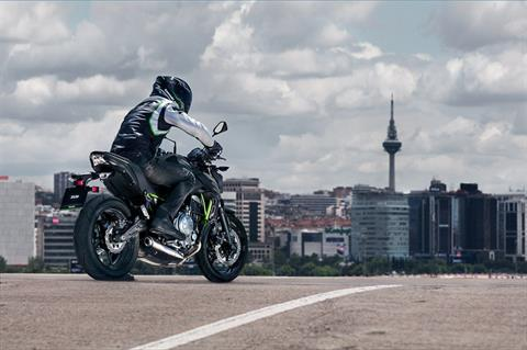 2019 Kawasaki Z650 ABS in Freeport, Illinois