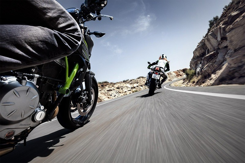 2019 Kawasaki Z650 ABS in Junction City, Kansas