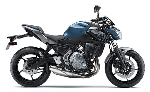 2019 Kawasaki Z650 ABS in Greenville, North Carolina