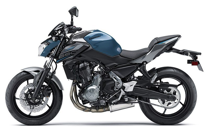 2019 Kawasaki Z650 ABS in Greenville, South Carolina