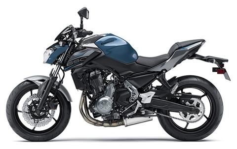 2019 Kawasaki Z650 ABS in Dimondale, Michigan