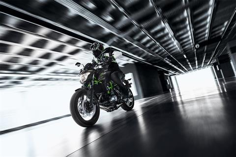 2019 Kawasaki Z650 ABS in Talladega, Alabama