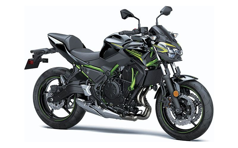 2020 Kawasaki Z650 ABS in South Paris, Maine - Photo 3