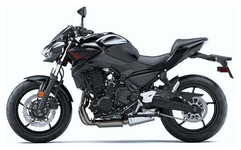 2020 Kawasaki Z650 ABS in Redding, California - Photo 2