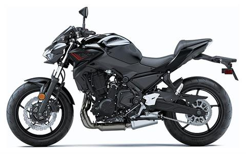 2020 Kawasaki Z650 ABS in Waterbury, Connecticut - Photo 2