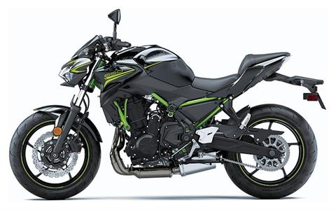 2020 Kawasaki Z650 ABS in Oak Creek, Wisconsin - Photo 2